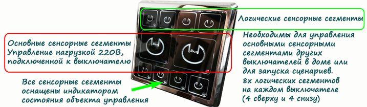 Схема умного выключателя света